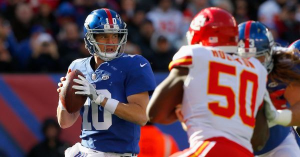 Arrowheadlines: Chiefs should consider trading for Eli Manning