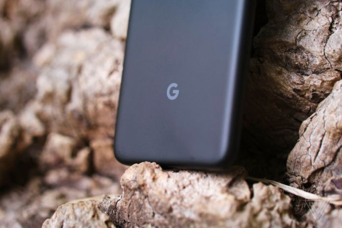 There's no wireless charging on the Google Pixel 4A.