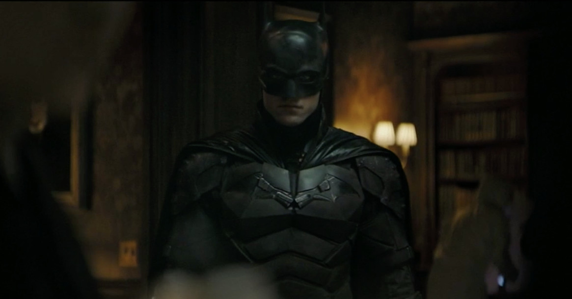 First trailer for The Batman sees Robert Pattinson become the Dark Knight