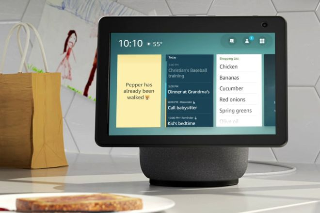 alexa_widgets.0 Amazon will let devs compete for your Echo Show's screen and everything else Alexa just added   The Verge