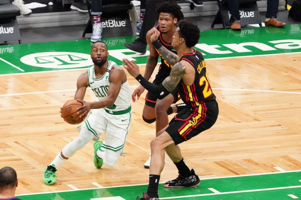 Αποτέλεσμα εικόνας για Boston Celtics - Atlanta Hawks 121-109