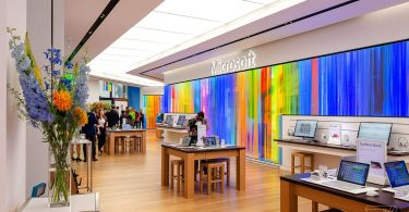 Microsoft is getting back into physical retail — sort of