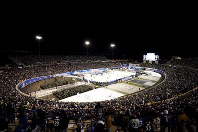 2020 Navy Federal Credit Union NHL Stadium Series - Los Angeles Kings v Colorado Avalanche