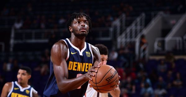 Recap: Nuggets stay undefeated in preseason with victory over Suns
