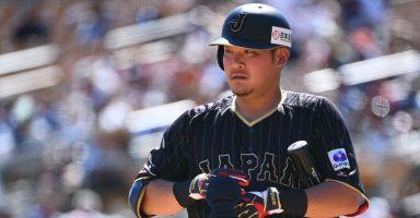 Tampa Bay Rays reportedly signing LF/3B Yoshitomo Tsutsugo to two-year deal