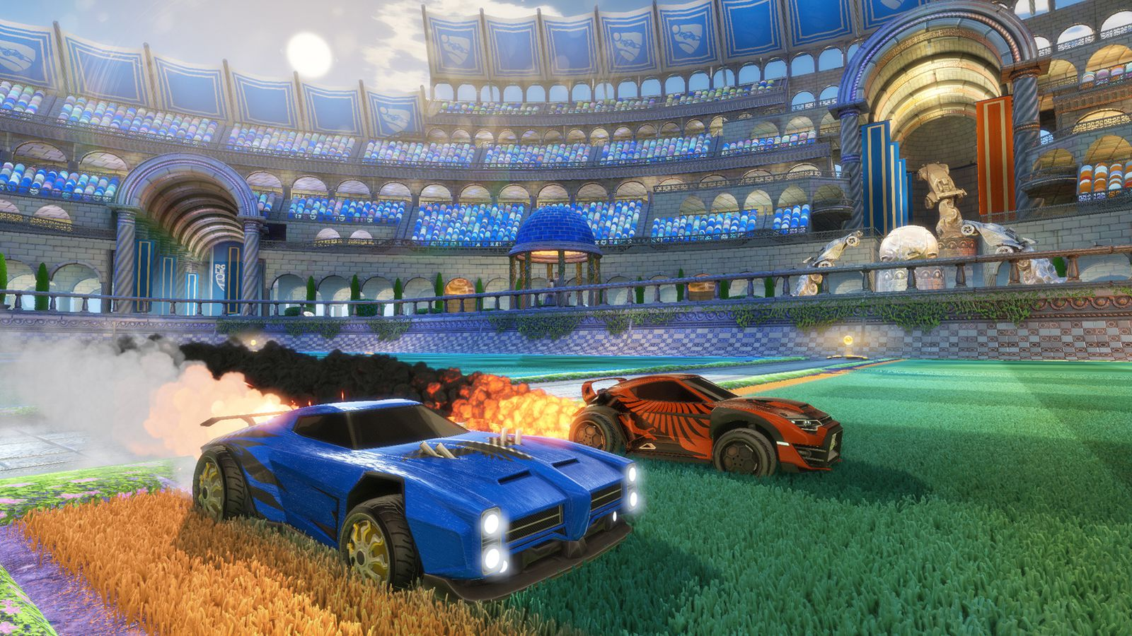 Rocket League Gets Spectator Mode And Map Plus First Paid DLC In Early August Update Polygon