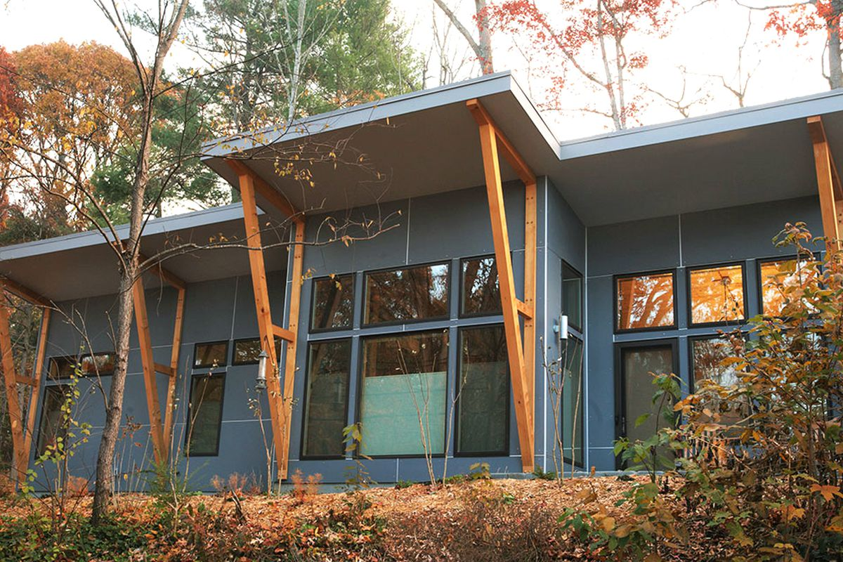 Best Kitchen Gallery: 5 Eco Friendly Prefab Homes You Can Order Right Now Curbed of Eco Friendly Homes on rachelxblog.com