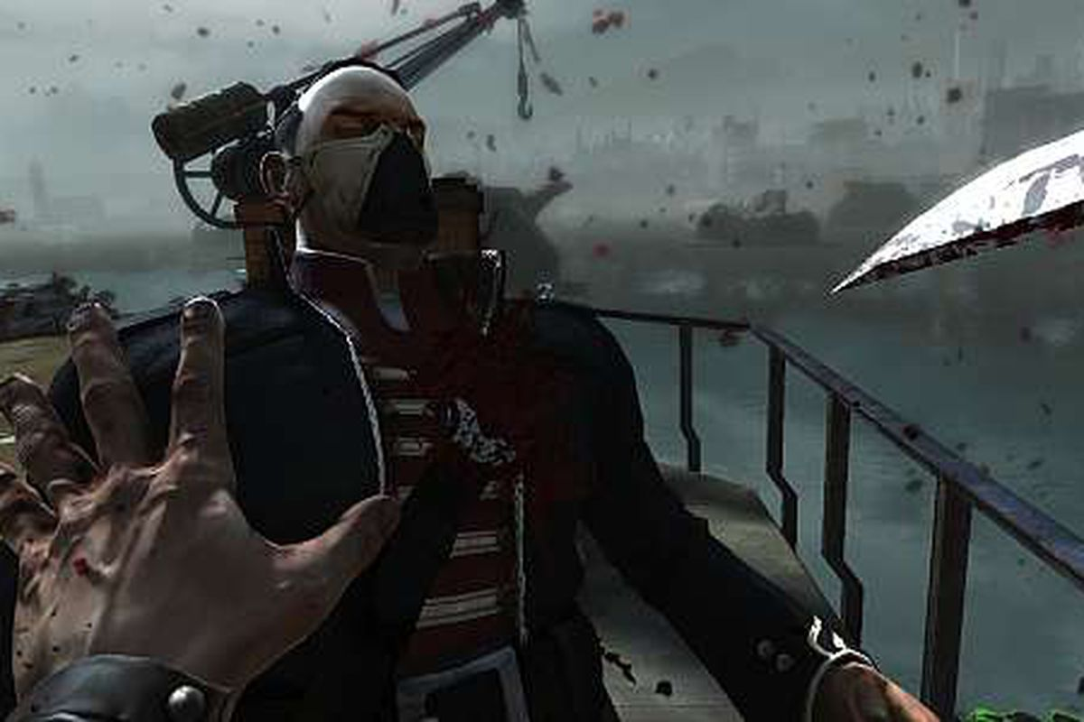 Dishonored Is A Story Built On Morality Chaos And Whales Polygon