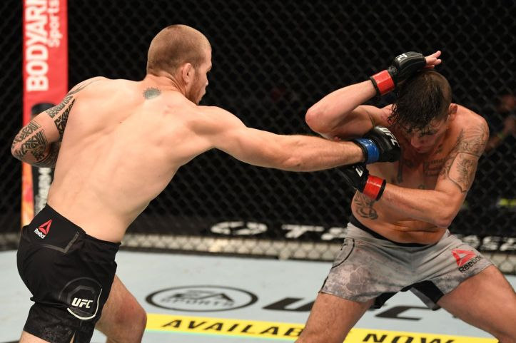 UFC 253 results: Jake Matthews bloodies Diego Sanchez en route to lopsided  decision win - MMA Fighting