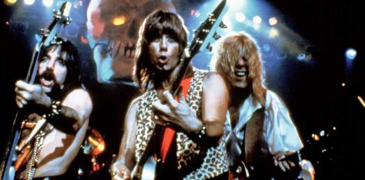 Michael McKean, Christopher Guest, and Harry Shearer in This Is Spinal Tap