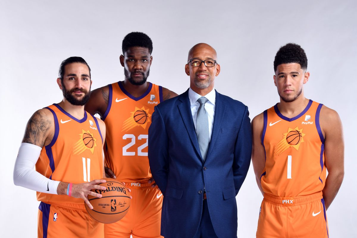 Monty Williams: Aiming for core four with at least two on floor at ...