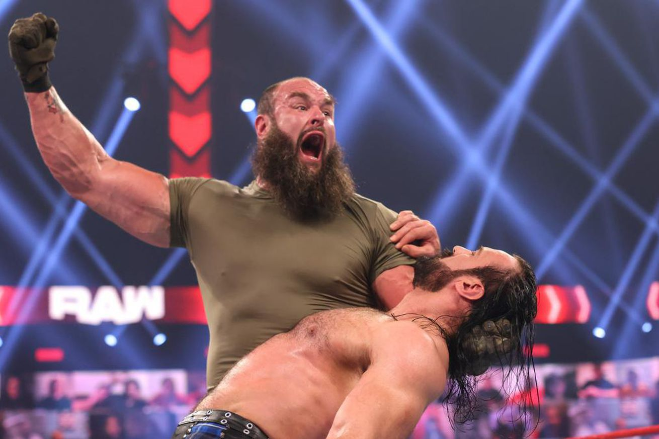 Raw recap & reactions: Monstrous addition