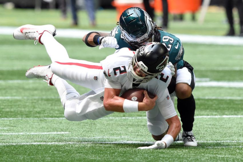 Falcons 6, Eagles 32: Pain and misery in the ATL - The Falcoholic