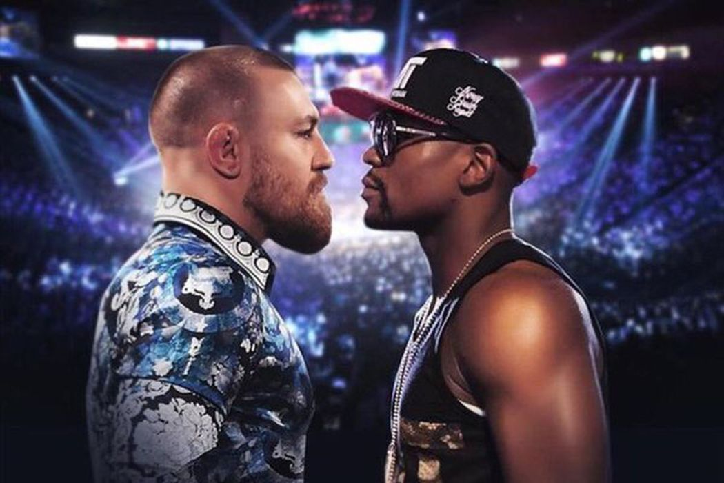 Image result for McGregor finishes deal that will leave him embarrassed by Mayweather