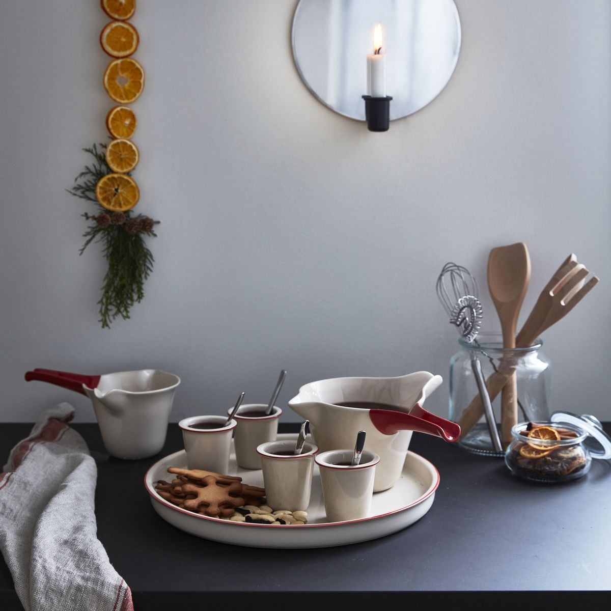 Ikeas New Holiday Collection Is All About Cozy Meals And