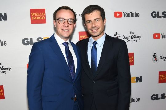 Image result for images mayor pete