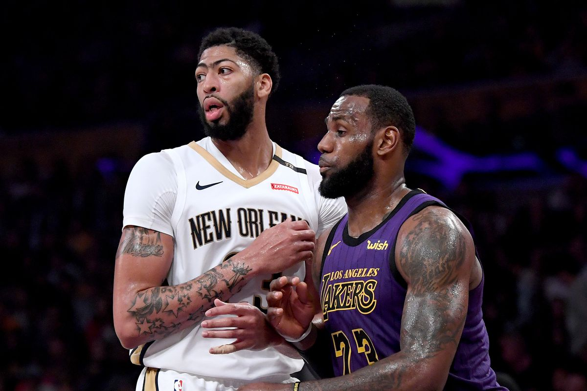 After All That Anthony Davis Was Traded To The Lakers Anyway