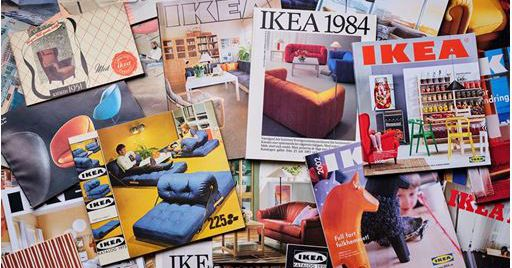 Ikea ends publication of iconic printed catalog