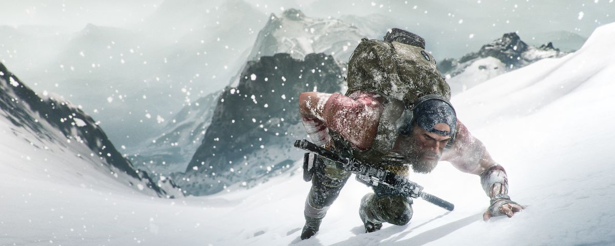 Image result for Ghost Recon Breakpoint