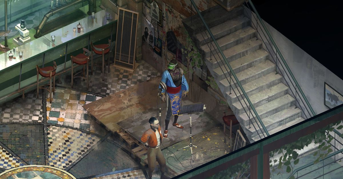 Disco Elysium is coming to the PS5, along with a bunch of other indie games