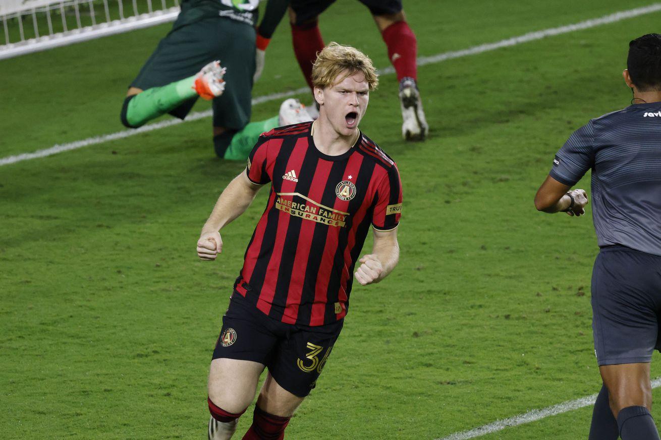 Soccer: 2020 Scotiabank Concacf Champions League - Quarterfinals-Atlanta United FC at Club America