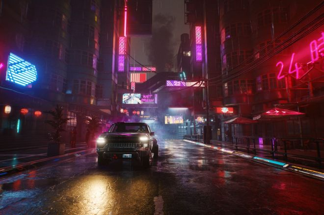 Cyberpunk_2077_screen_6.0 Cyberpunk 2077 is nearly half off on PC | The Verge
