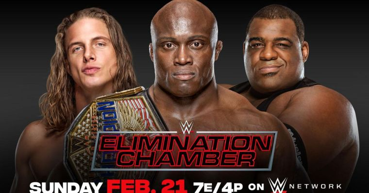WWE Elimination Chamber 2021 preview: Riddle vs. Bobby Lashley vs. Keith Lee