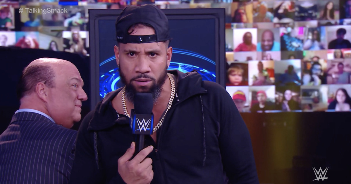 Jey Uso pleads the fifth on his relationship with Roman Reigns
