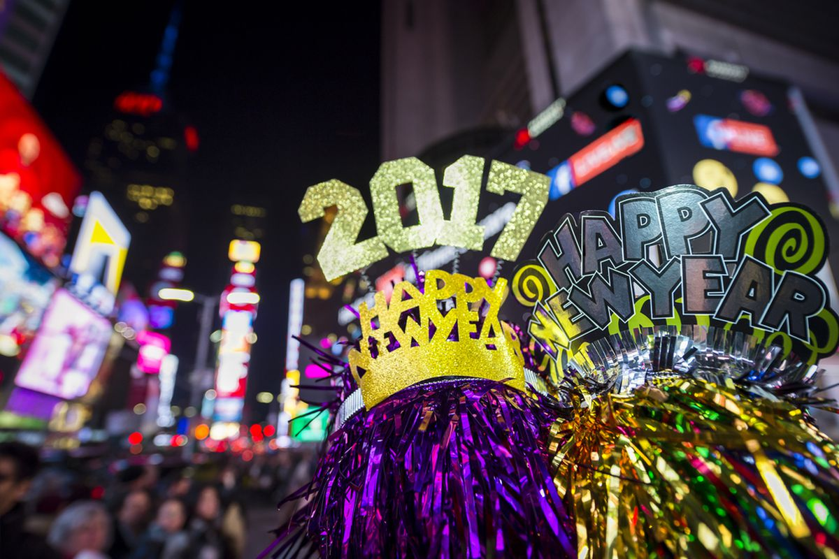 Study confirms that Times Square is a terrible place to be on New     New York City didn t even rank among the top 20 best places to spend NYE