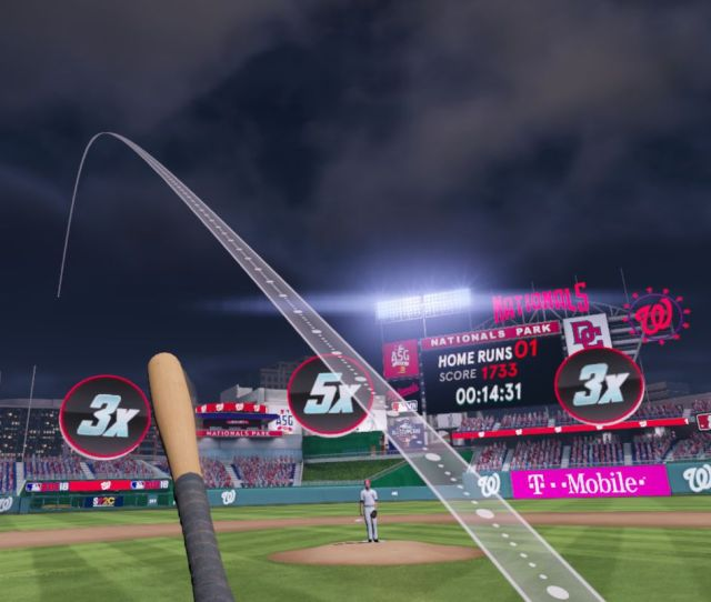 Mlb Home Run Derby Vr Lets You Launch Dingers From Your House