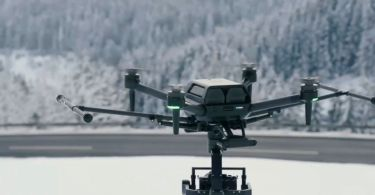 Sony announces the ,000 professional drone it teased at CES