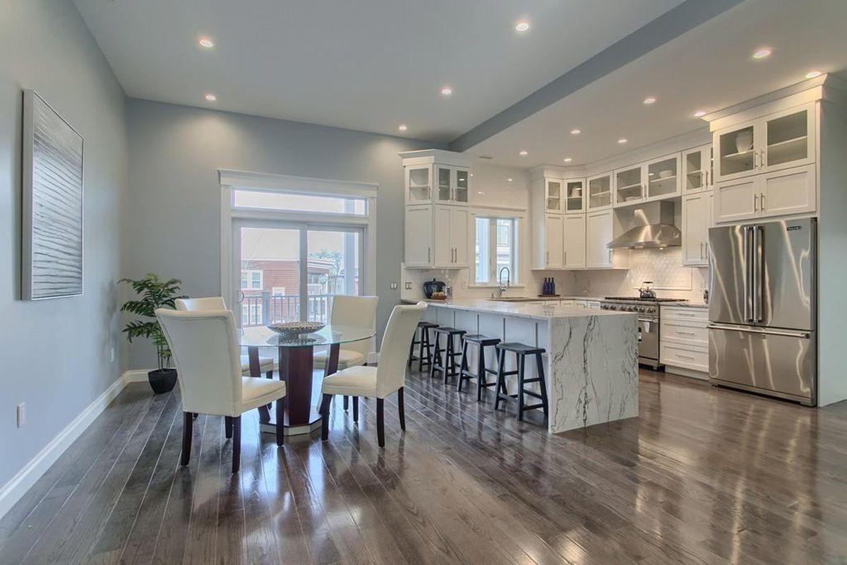 Townhouse Kitchen Renovation Ideas