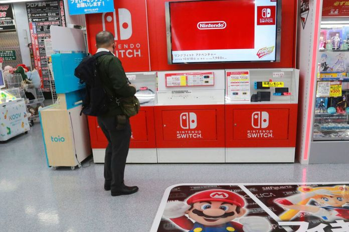 What Are The Best Selling Nintendo Switch Games Deseret News
