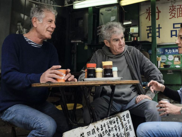 Anthony Bourdain explores Hong Kong with his famed openness and curiosity.