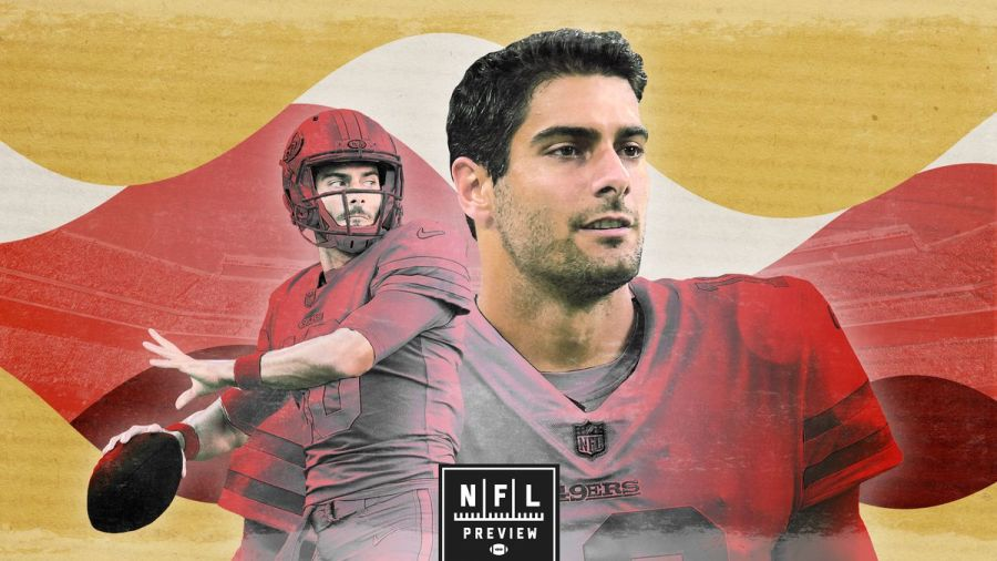 The Inside Story of the 49ers   137 5 Million Jimmy Garoppolo Gamble     Getty Images Ringer illustration
