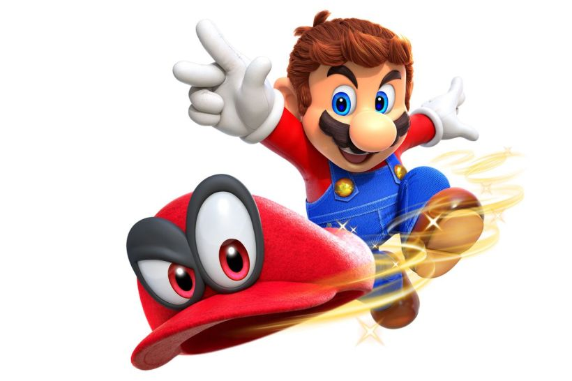Image result for super mario odyssey