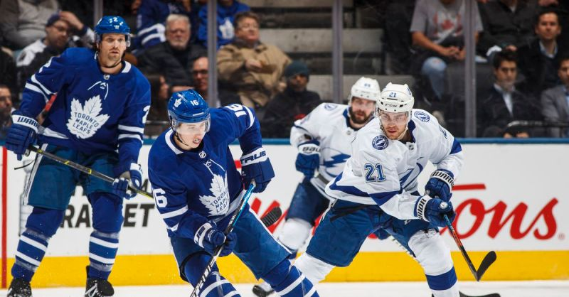 Brayden Point re-signs with Tampa Bay Lightning for three years at $6.75 million