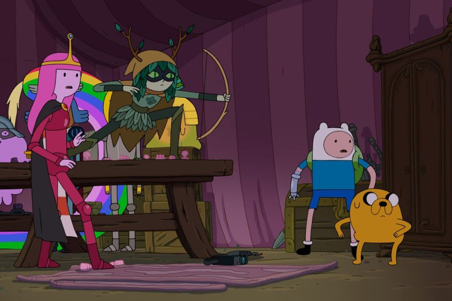 Adventure Time showrunner doesn t think series finale is a happy     Cartoon Network
