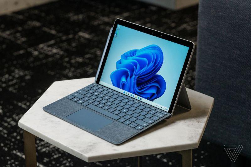 Il Go 3 sembra proprio un piccolo Surface Pro