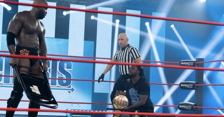 Impact Genesis recap & reactions: Moose loses I Quit match but earns world title shot