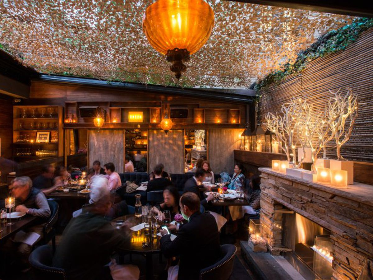 17 Solid Nyc Restaurants With Fireplaces Eater Ny
