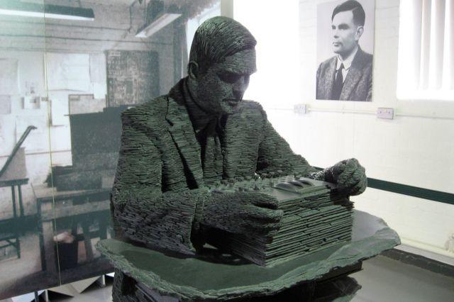 Alan Turing FLICKR