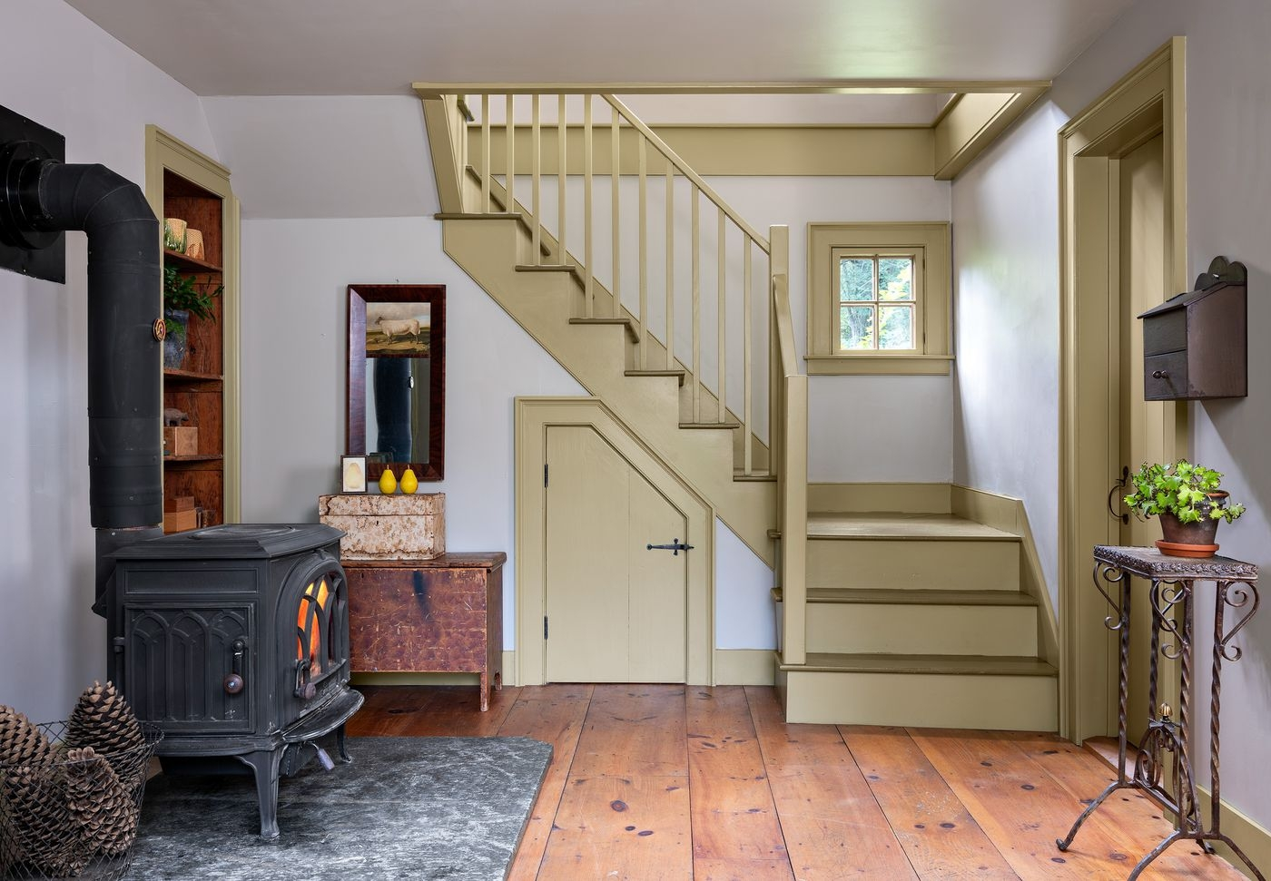 Restoring A 19Th Century Cape Cod Home This Old House   Cape Cod Staircase Designs   Raised Bungalow Deck   Layered   Interior   Veranda Step   Stair