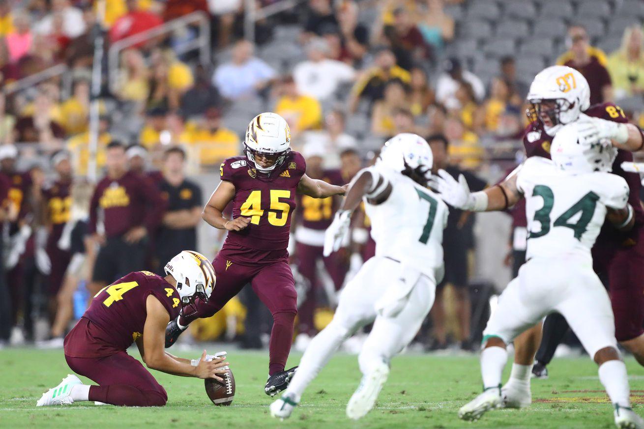 NCAA Football: Sacramento State at Arizona State