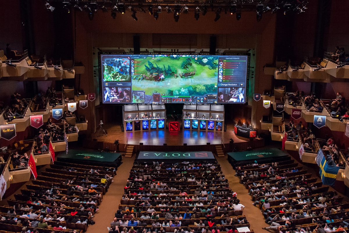 Dota 2 Champs Will Be Paid Way More Than Super Bowl World
