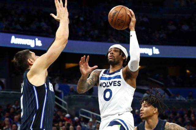 Game 15: Magic vs. Timberwolves GameThread - Orlando Pinstriped Post