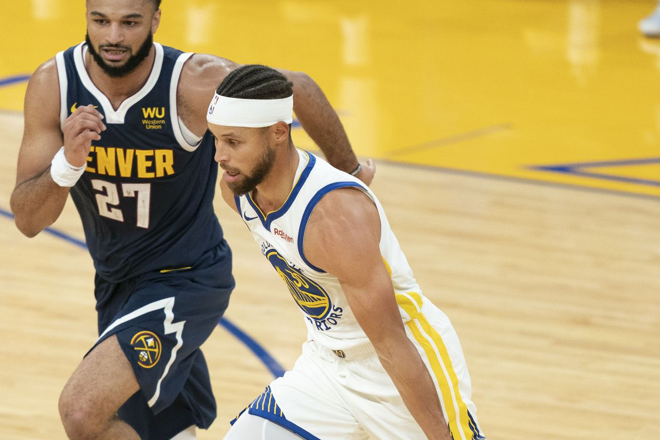 NBA: Preseason-Denver Nuggets at Golden State Warriors