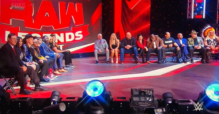 Rumor Roundup: Raw Legends Night issues, AEW moving, Scurll, Mysterio