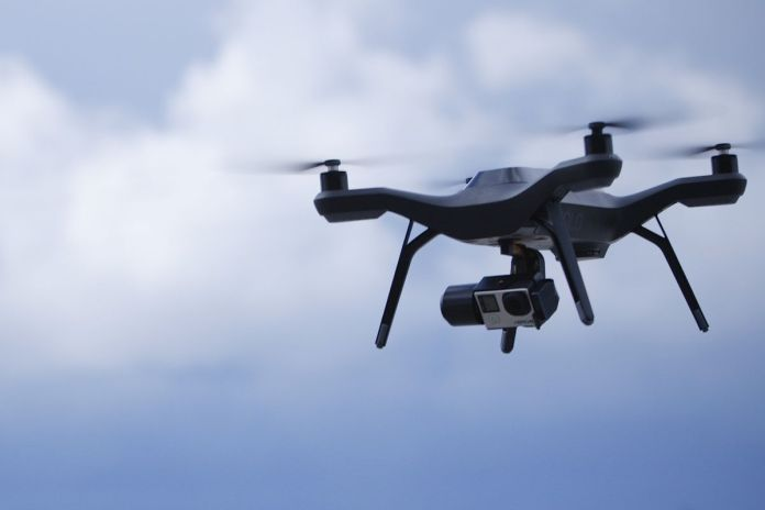 3D Robotics partners with Sony on a drone that can map the world in 3D -  The Verge