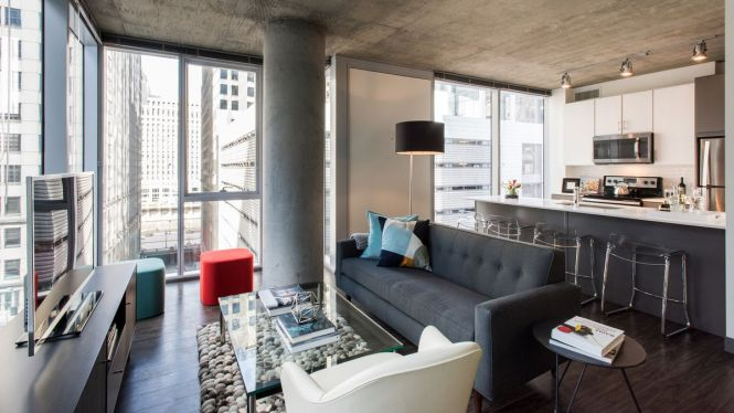 Inside The Loop S New Linea Apartment Tower